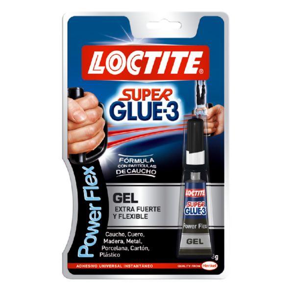 Adhesivo instantáneo Super Glue-3 Power