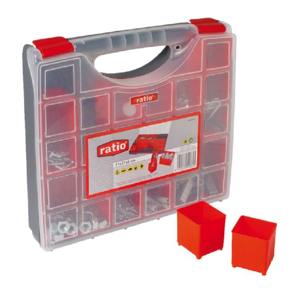 CAJA MULTIUSO CUBE 310X270X60 RATIO