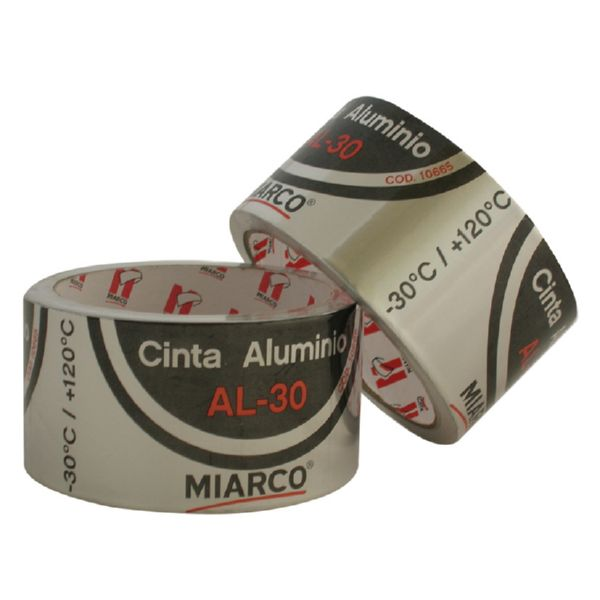 CINTA ALUMINIO AL-30 50x10